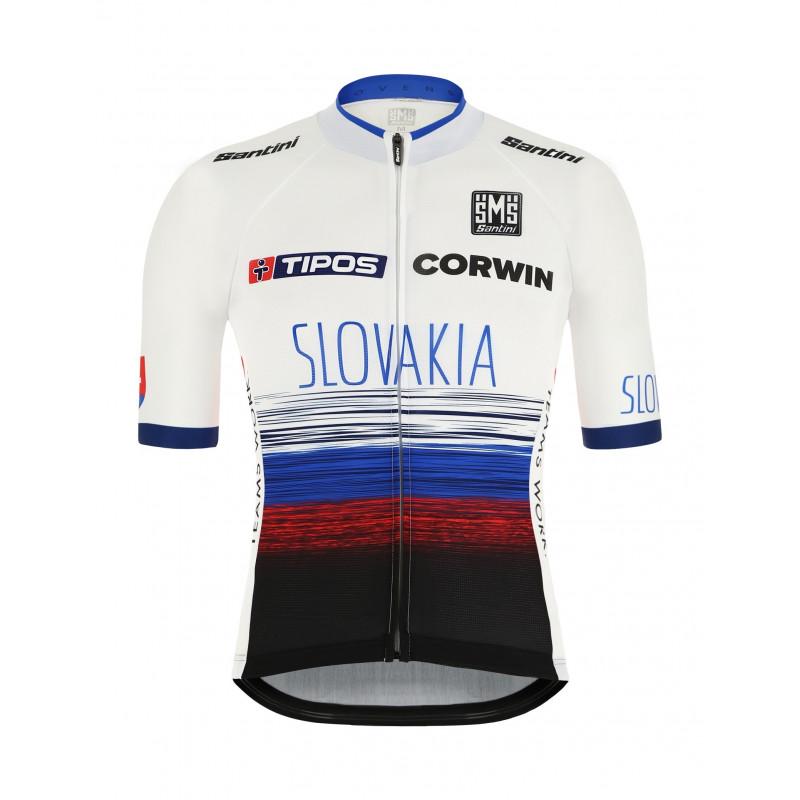 TEAM SLOVAKIA 2017 Merchandise s/s jersey