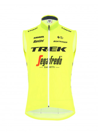 TREK-SEGAFREDO 2020 - GILET ANTIVENTO
