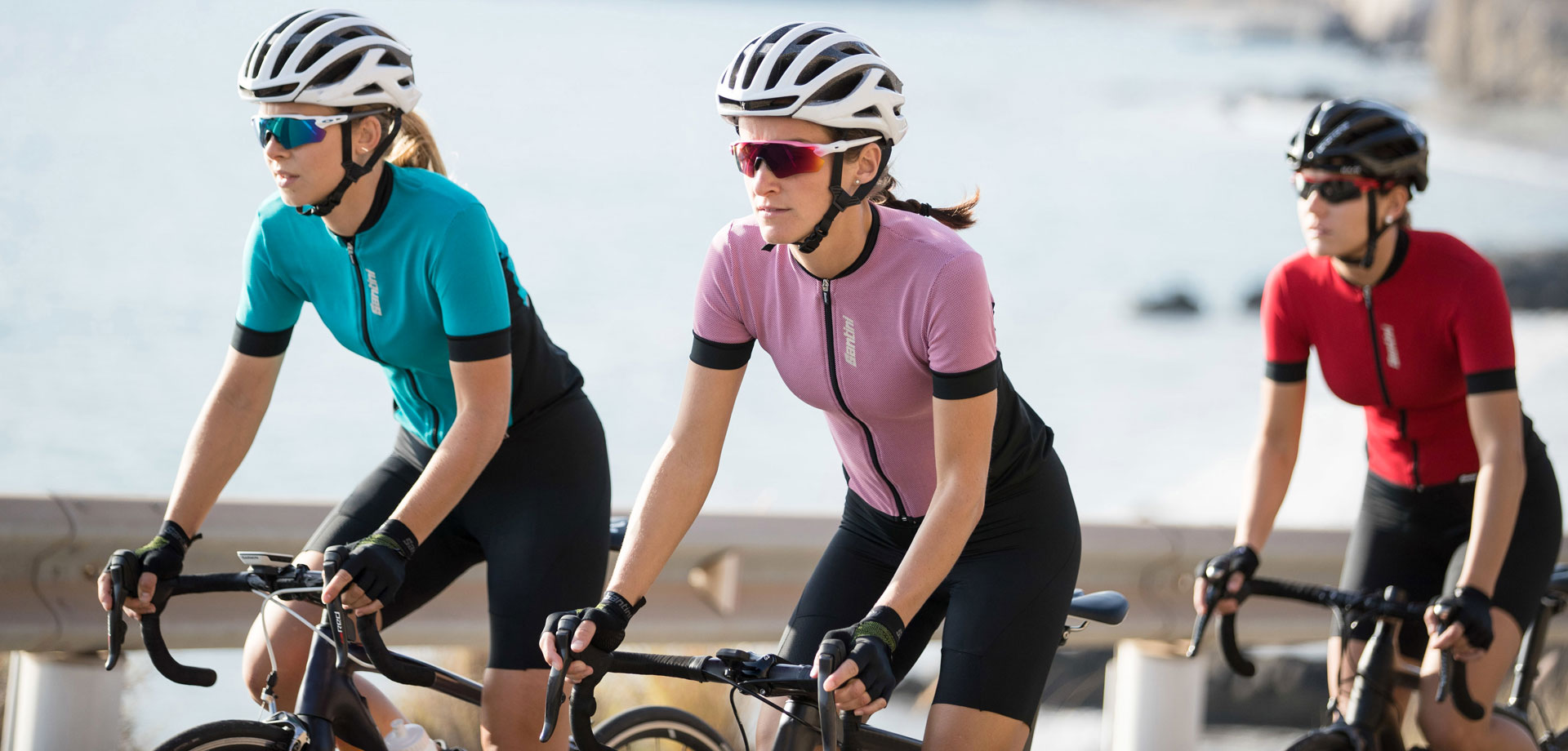 kit ciclismo donna brio