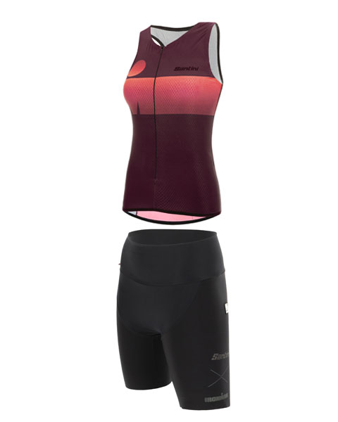 AUDAX TRI TOP AND SHORTS