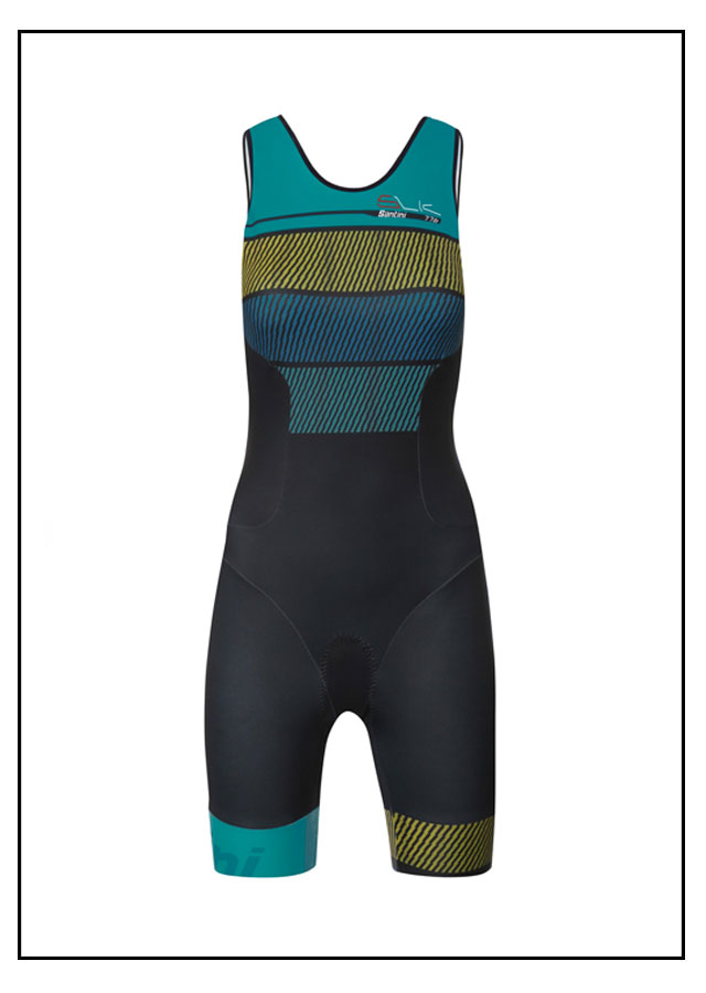 SLEEK TRISUIT
