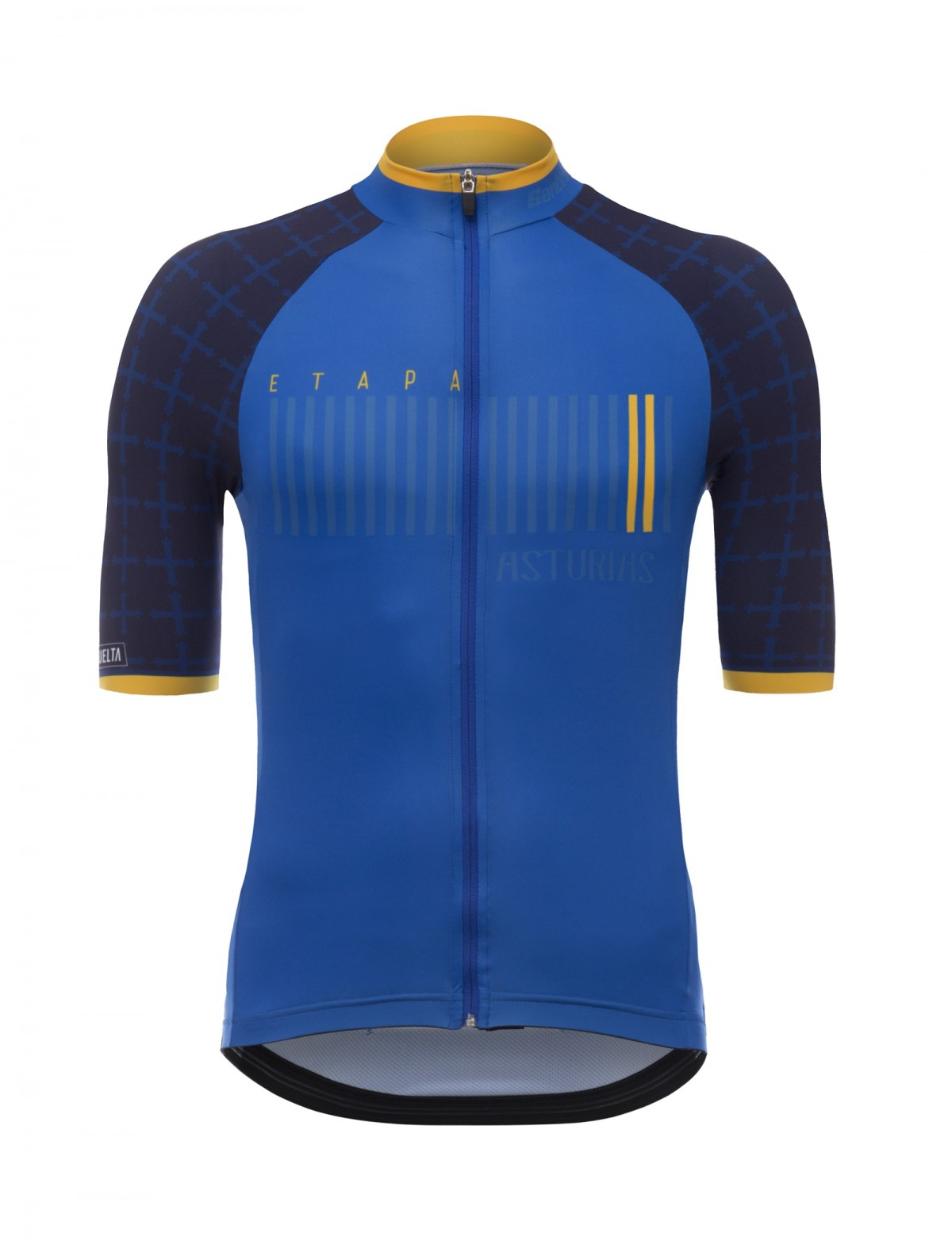 Vuelta maglia Asturias