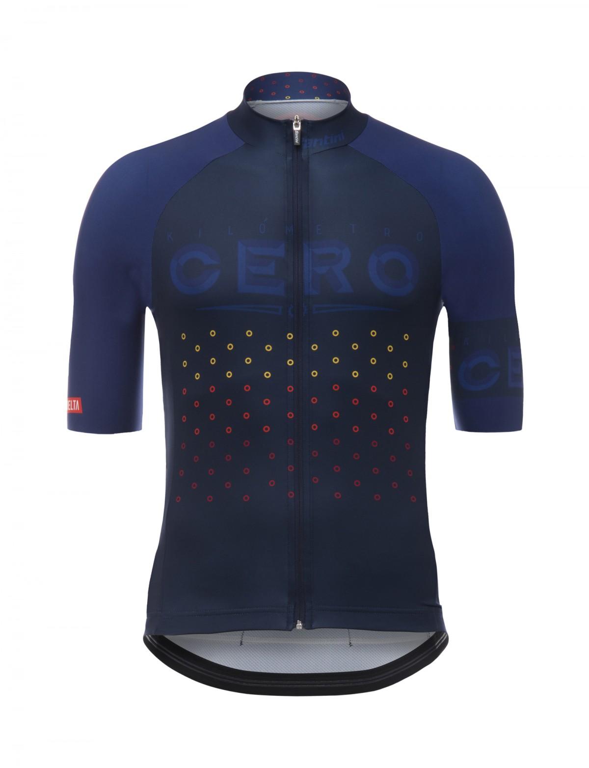 Vuelta maglia cero