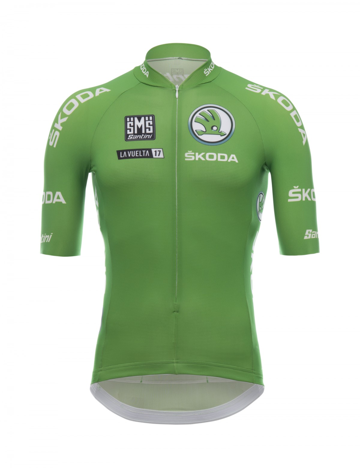 Vuelta maglia verde