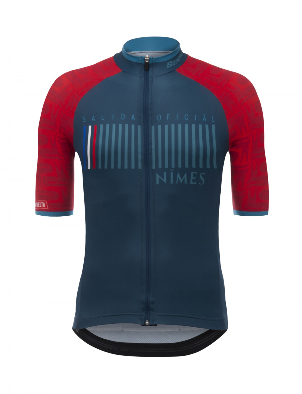 Vuelta maglia nimes