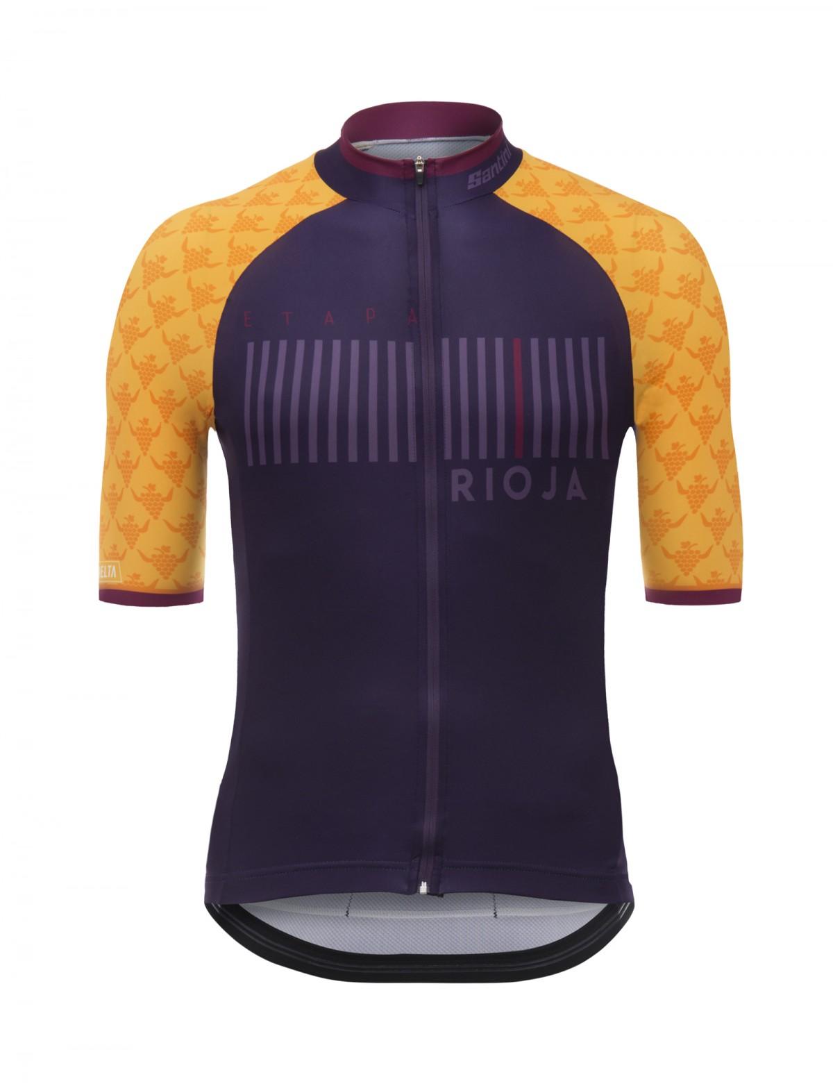 Vuelta maglia Rioja