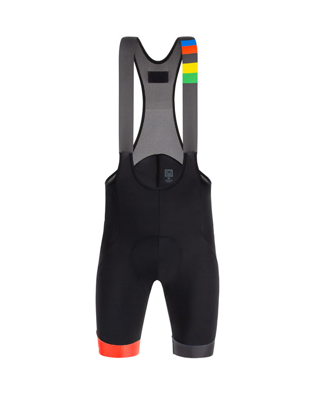 eyes bib shorts