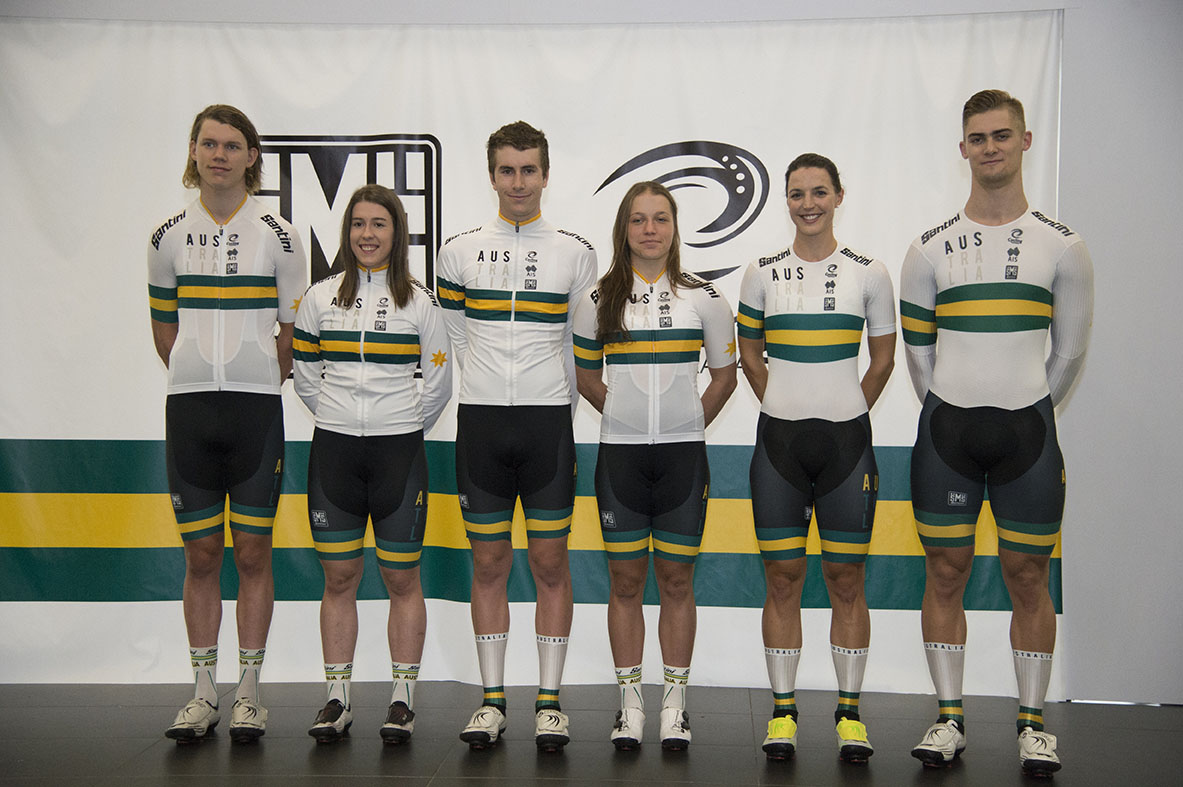 innovative design 181df 0e51b PRESENTING THE NEW CYCLING AUSTRALIA OFFICIAL TEAM KIT BY ...
