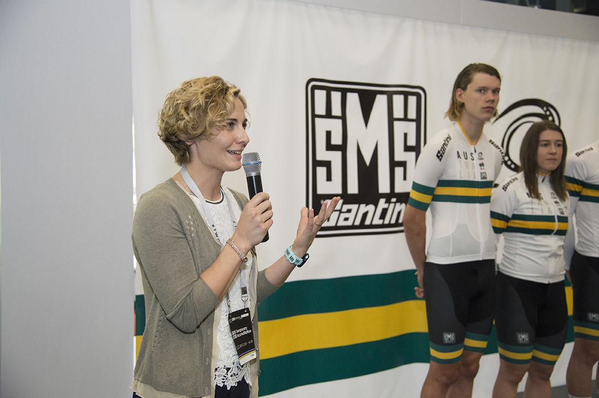 PRESENTING THE NEW CYCLING AUSTRALIA OFFICIAL TEAM KIT BY SANTINI  australiasantini041117-016 1491896652.jpg ... bd5c3016a
