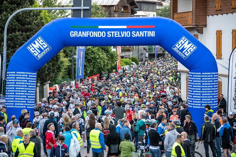 GRANFONDO STELVIO SANTINI 2018: KINGS AND QUEENS OF THE MOUNTAIN CROWNED