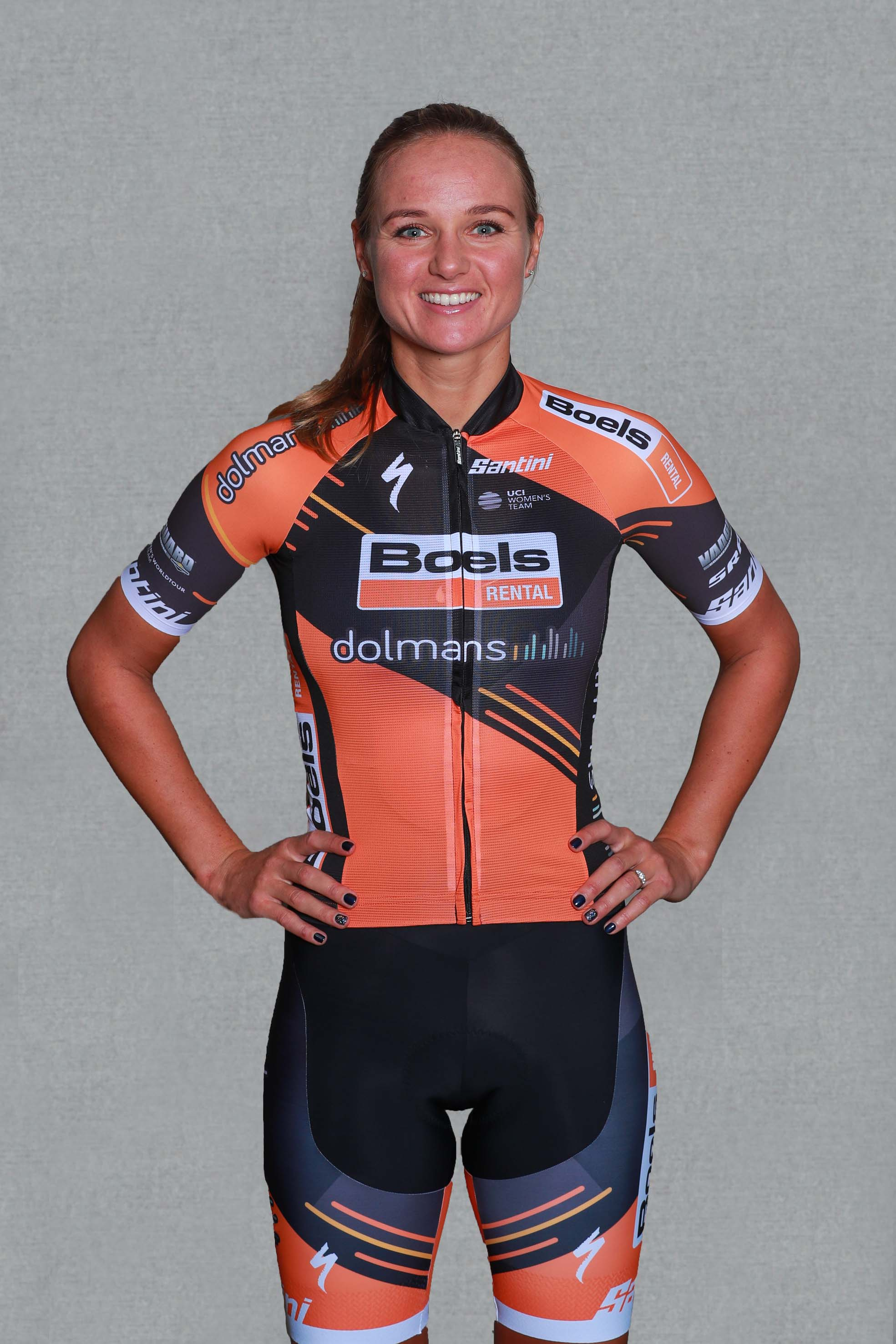 #NEWKITDAY - SANTINI DESIGNS BOELS-DOLMANS WOMEN'S TEAM KIT FOR THIRD CONSECUTIVE YEAR