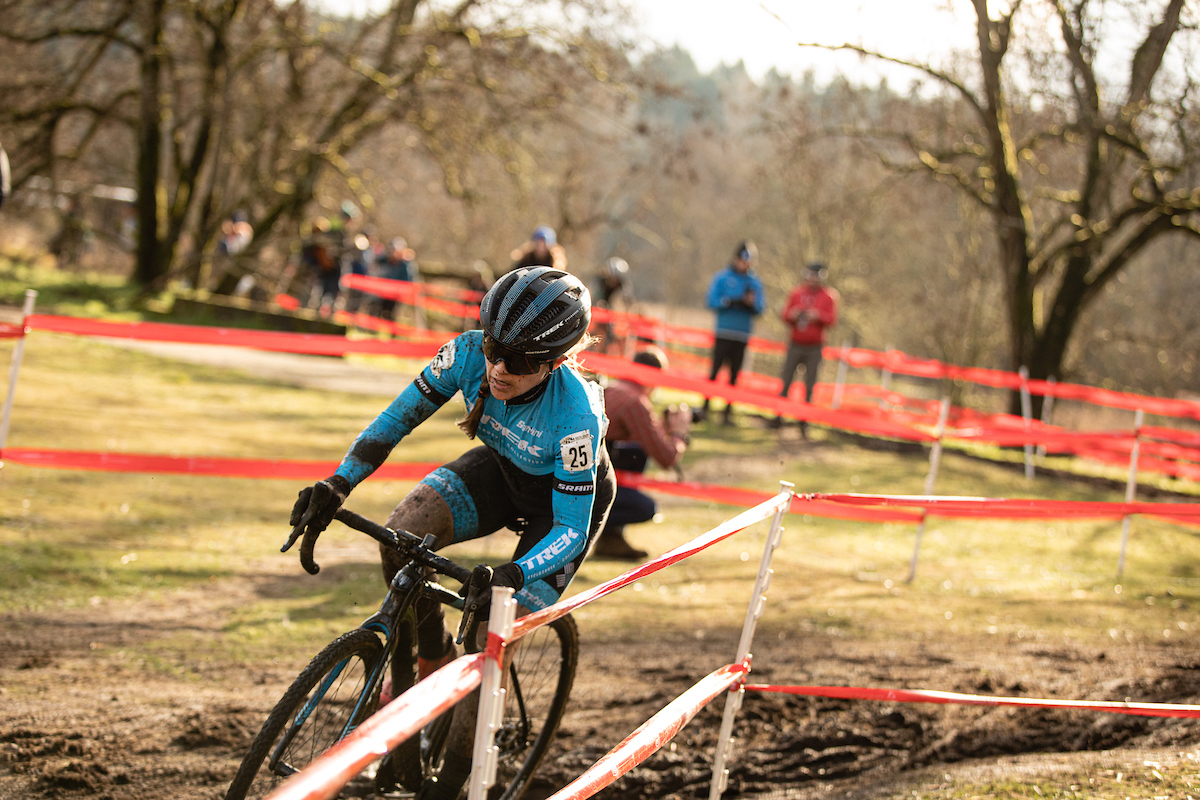 So funktioniert das Trek Cyclocross Collective
