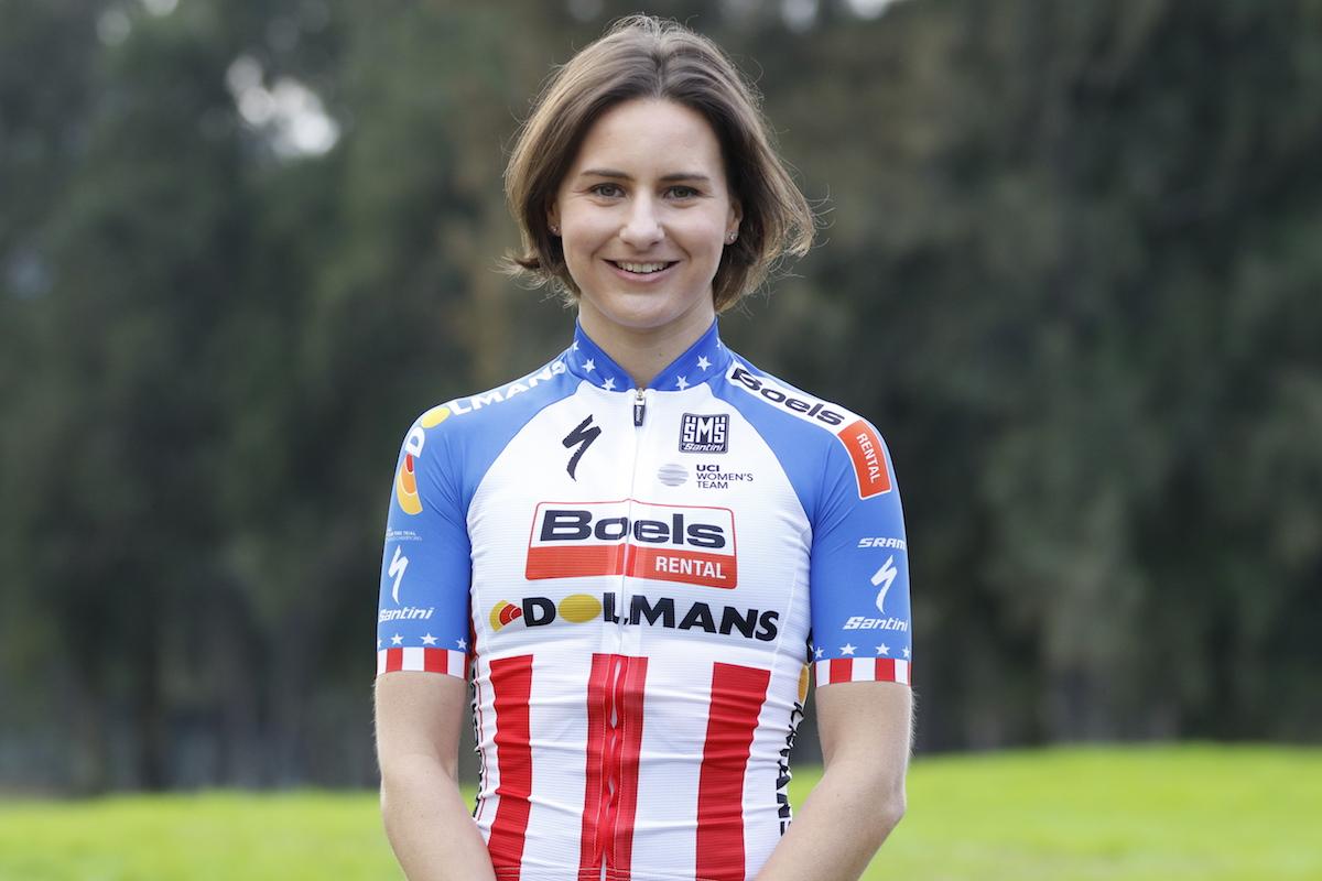 7e8b840b5 Santini new technical clothing sponsor of Boels–Dolmans Women s Cycling  Team boels-dolmans- ...