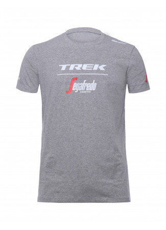 TREK-SEGAFREDO 2018 - GREY T-SHIRT