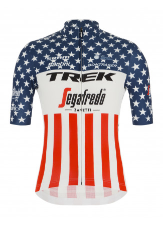 TREK-SEGAFREDO 2020 - US NATIONAL CHAMPION JERSEY
