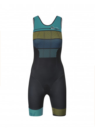 SLEEK 776 2019 - TRISUIT WOMEN BLUE AIRY