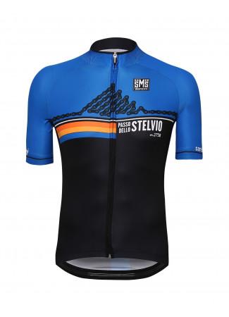 PASSO DELLO STELVIO s/s jersey