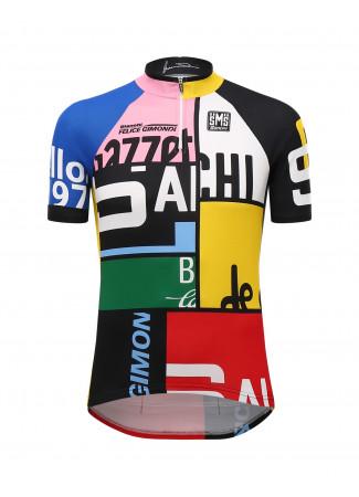 LA FELICE GIMONDI - Short Sleeve jersey