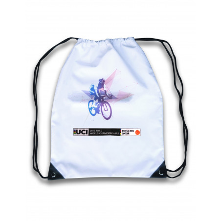 DOHA 2016 Drawstring Bag