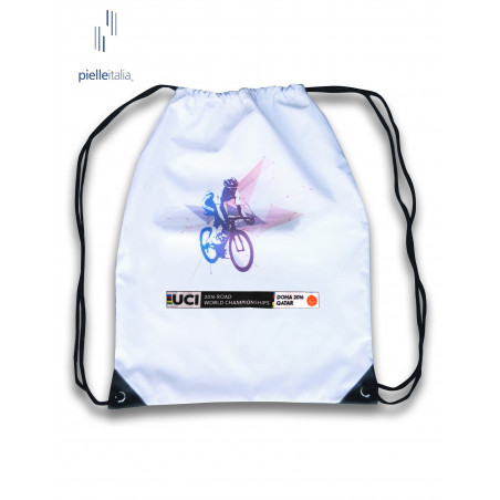 DOHA 2016 Drawstring Bag