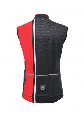 AIRFORM 2.0  - RED GILET