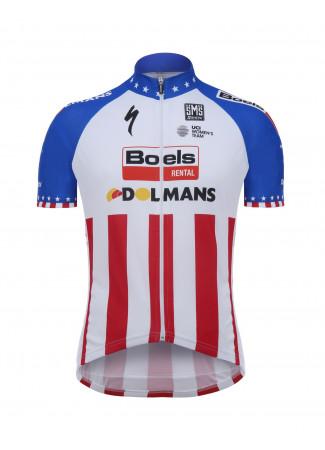 BOELS-DOLMANS - American Champion Replica jersey