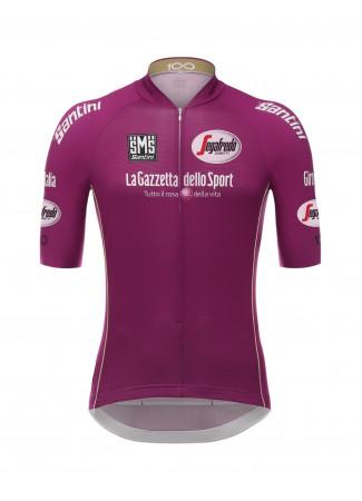 Giro d'Italia 2017 - Cyclamen jersey