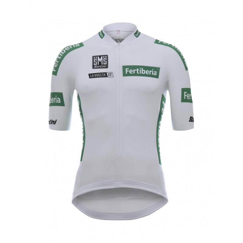 La Vuelta 2017 - Polka Dots jersey
