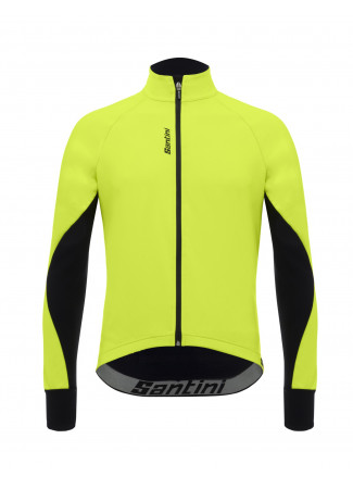 Beta winter- Fluo Yellow jacket