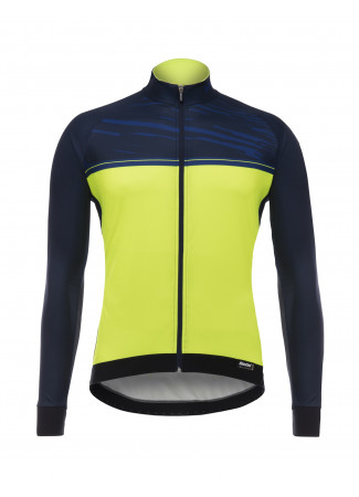 WIND - Fluo Yellow Jacket