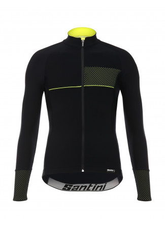 VEGA 2.0 -  L/S JERSEY YELLOW FLUO