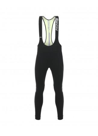 Vega 2.0 - Fluo Yellow Bib-tights
