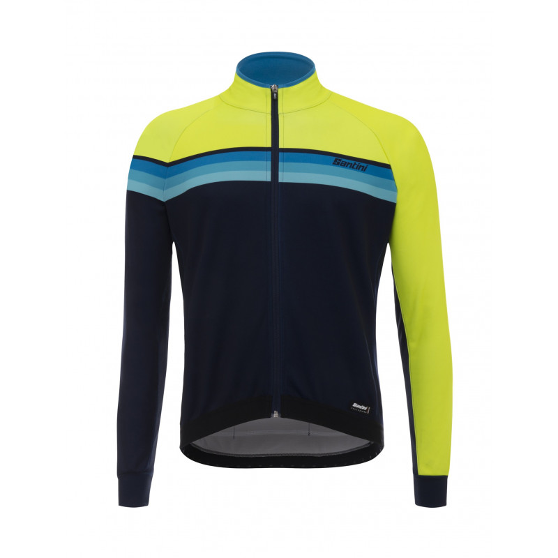 H WAY - JACKET YELLOW FLUO