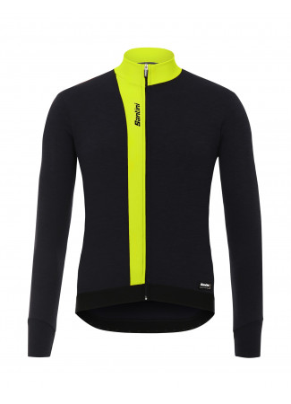 ORIGINE - L/S JERSEY YELLOW FLUO