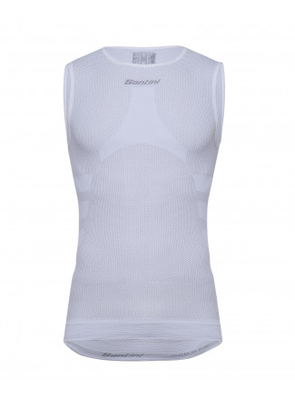 CARBON 6.0 - SEAMLESS SLEEVELESS BASELAYER
