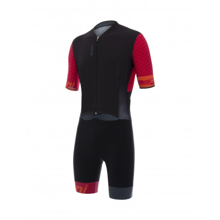 REDUX TT - ROAD SKINSUIT RED