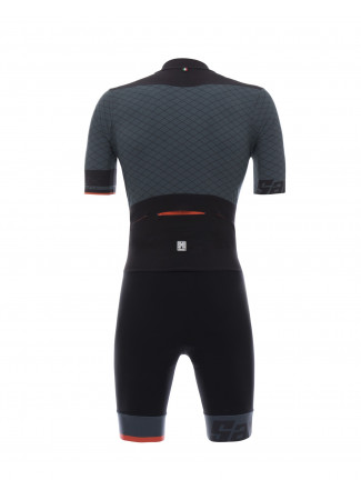 REDUX TT - ROAD SKINSUIT BLACK