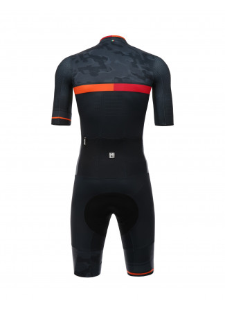 RIVER - ROAD SKINSUIT RED