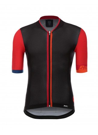 TONO 2.0 - S/S JERSEY RED