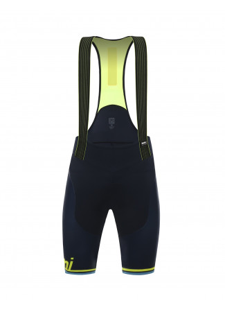 TONO 2.0 - BIB-SHORTS YELLOW