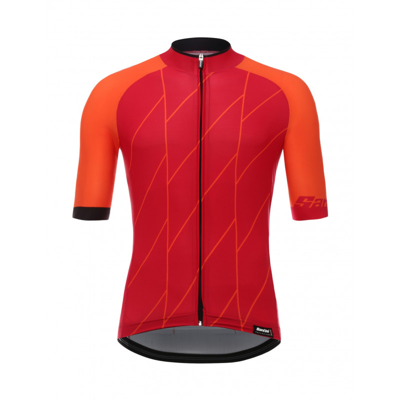 ACE - S/S JERSEY RED