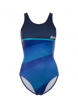 ARIEL - SWIMSUIT ONE PIECE WOMAN TURQUOISE