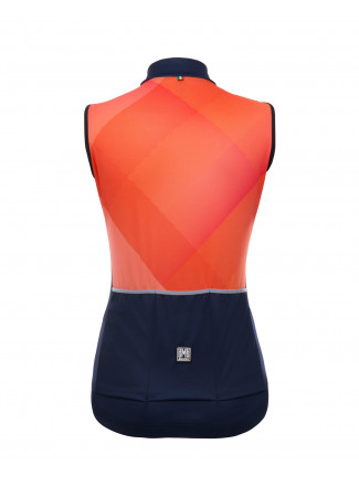 GIADA - SLEEVELESS JERSEY ORANGE