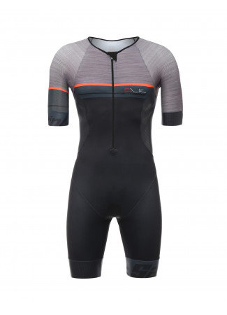 SLEEK 777 - S/S TRISUIT GREY