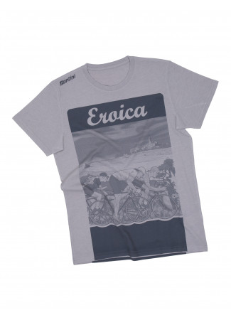 EPOCA - T-SHIRT GREY