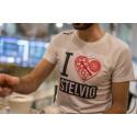 I LOVE STELVIO - T-SHIRT
