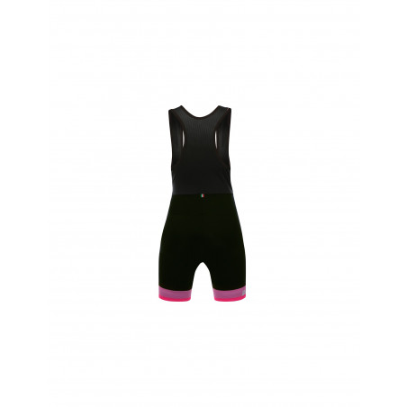 GS - KIDS BIB-SHORTS BLACK