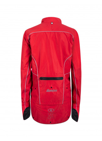 DRUN Rain jacket RED