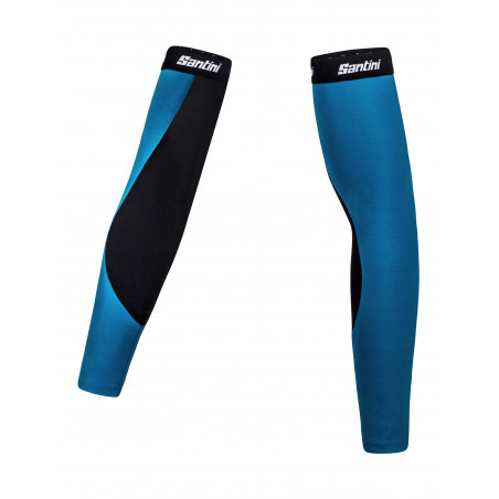 BETA WINDSTOPPER arm warmers TURQUOISE