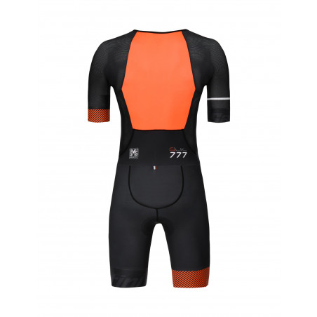 SLEEK 777 2019 - S/S TRISUIT FLASHY ORANGE